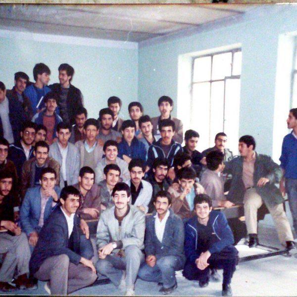 عکسهای دوره دبیرستان